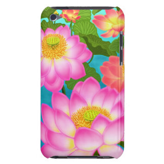 Lotus Garden Flowers Speck Case