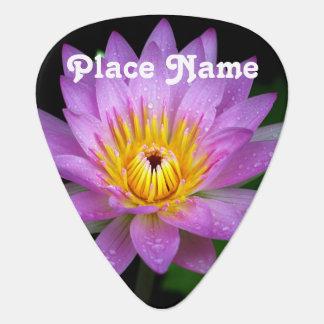 Lotus Guitar Pick