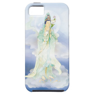 Lotus-holding Avalokitesvara Iphone 5 case