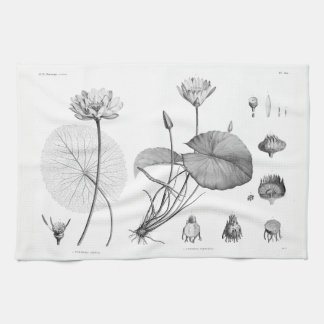 Lotus Kitchen Towel