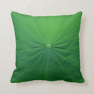 lotus leaf cushion