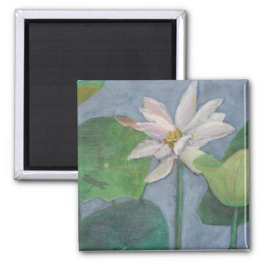 Lotus Magnet
