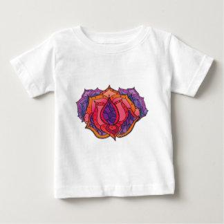 Lotus Medley Baby T-Shirt