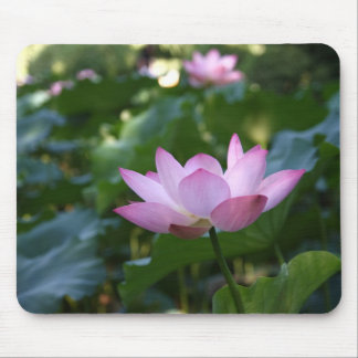 Lotus Mouse Pad