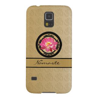 Lotus Om Namaste Samsung Galaxy Nexus Case