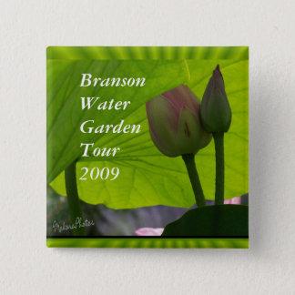 Lotus Pin-customize 15 Cm Square Badge