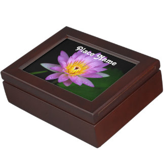 Lotus Keepsake Boxes