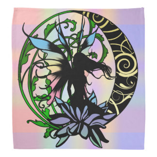 Lotus Shadow Fairy Bandana