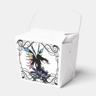 Lotus Shadow Fairy Favour Box