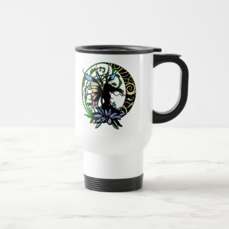 Lotus Shadow Fairy Travel Mug
