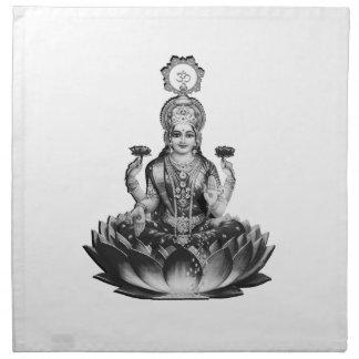 Lotus Song Napkin