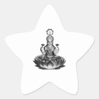 Lotus Song Star Sticker