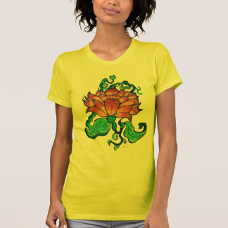 Lotus Tequila Sunrise T-Shirt