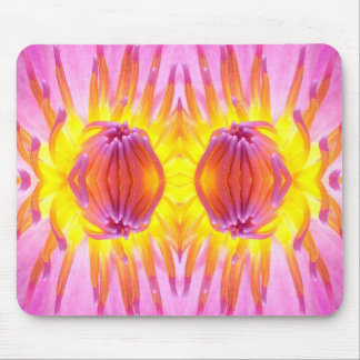 Lotus Twins Mouse Pad