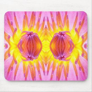 Lotus Twins Mouse Pad