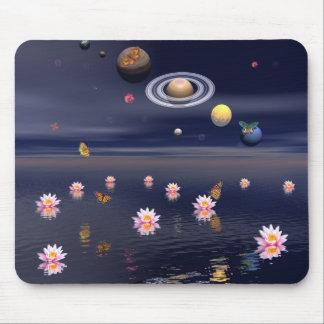 Lotus Universe Mousepad