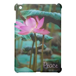 LOTUS; World peace iPad Mini Covers