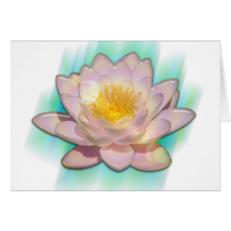 Lotusbloom Card