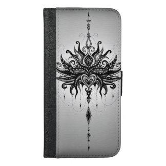 Lotusmandala iPhone 6/6s Plus Wallet Case