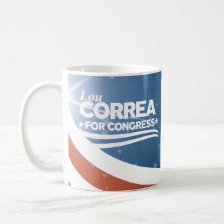 Lou Correa Coffee Mug