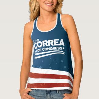 Lou Correa Singlet