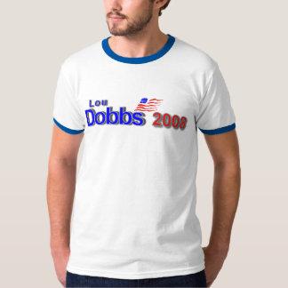 Lou Dobbs 2008 Tee