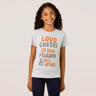 Loud Cheers & Big Bows T-Shirt