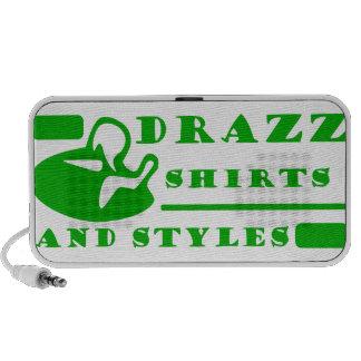 Loudspeaker Drazz neo logo