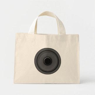 Loudspeaker Mini Tote Bag