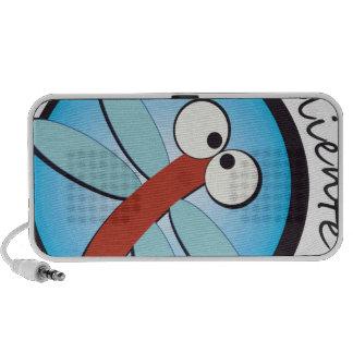 Loudspeakers iPhone Brave Moskito iPod Speaker