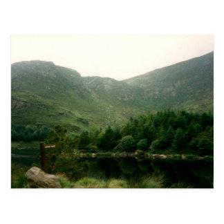 Lough Caum Lake, Castlegregory, Co. Kerry, Ireland Postcard