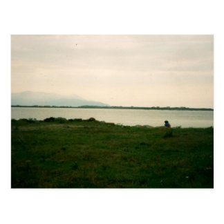 Lough Gill Lake, Castlegregory, Kerry, Ireland Postcard