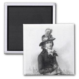 Louis Antoine de Saint-Just Magnet