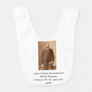 Louis Charles Bonaventure Alfred Bruneau Bib
