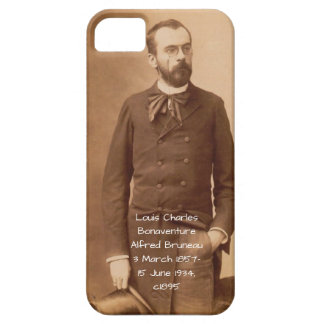 Louis Charles Bonaventure Alfred Bruneau Case For The iPhone 5
