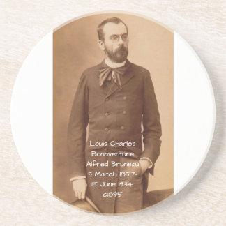 Louis Charles Bonaventure Alfred Bruneau Coaster