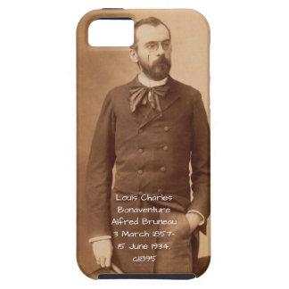 Louis Charles Bonaventure Alfred Bruneau iPhone 5 Cases