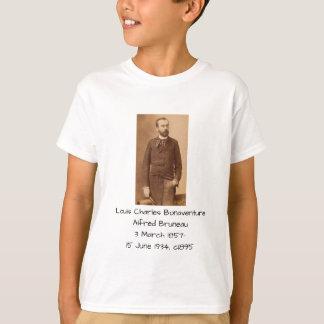 Louis Charles Bonaventure Alfred Bruneau T-Shirt