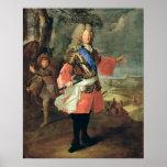 Louis de France  Le Grand Dauphin, 1697 Poster