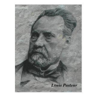 Louis Pasteur, Dolle, France - Postcard