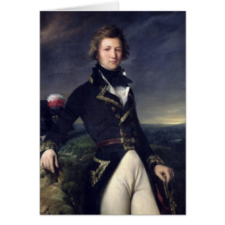 Louis-Philippe d'Orleans  1834 Card