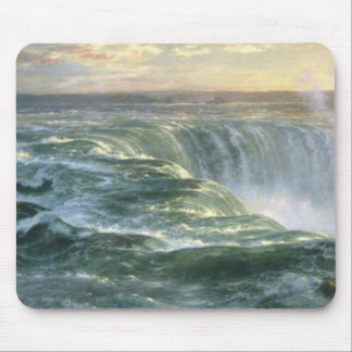Louis Remy Mignot - Niagara Mouse Pad
