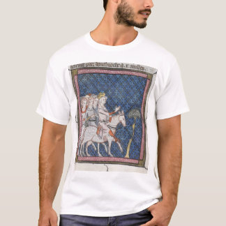 Louis VII Rides to Antioch T-Shirt