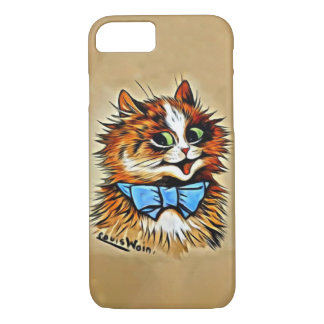 Louis Wain Cat Cell Phone Case