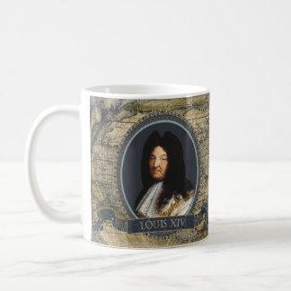 Louis XIV Historical Mug