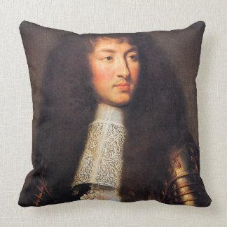 Louis XIV Pillow Cushion