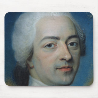 Louis XV  King of France and Navarre, after 1730 Mouse Pad