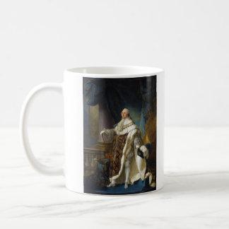 Louis XVI King of France and Navarre (1754-1793) Basic White Mug