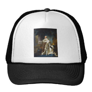 Louis XVI King of France and Navarre (1754-1793) Cap