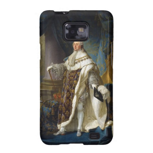 Louis XVI King of France and Navarre (1754-1793) Samsung Galaxy S Covers